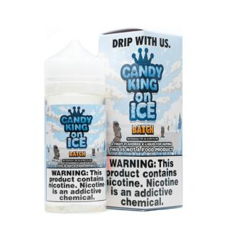 Candy King Strawberry Belts On Ice Shortfill