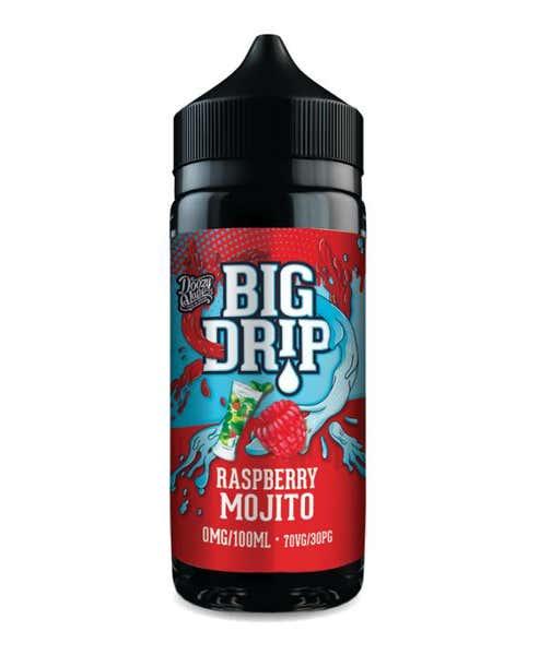 Raspberry Mojito Shortfill by Big Drip
