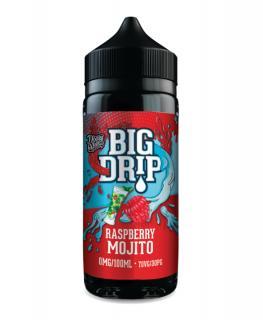 Big Drip Raspberry Mojito Shortfill