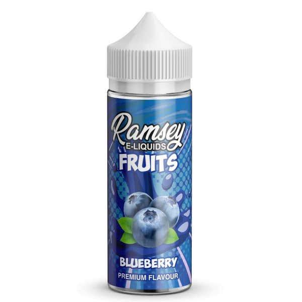 Blueberry Shortfill by Ramsey