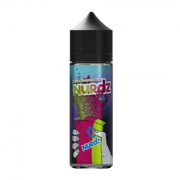 Nurdz Wild Cherry Watermelon Shortfill by TMB Notes