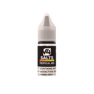 V4POUR Tropical Mix Nicotine Salt