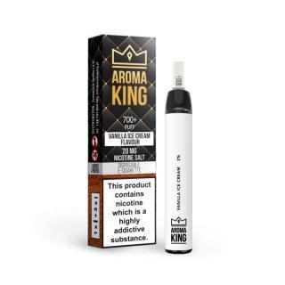 Aroma King Vanilla Ice Cream Disposable Vape