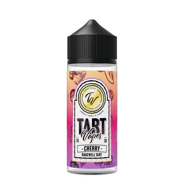 Cherry Bakewell Tart Shortfill by Tart Vapes