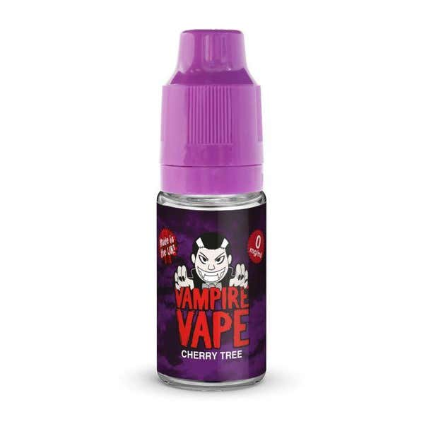Cherry Tree Regular 10ml by Vampire Vape
