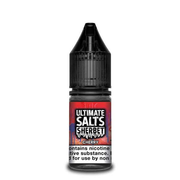 Sherbet Cherry Nicotine Salt by Ultimate Puff