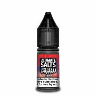 Ultimate Puff Sherbet Cherry Nicotine Salt
