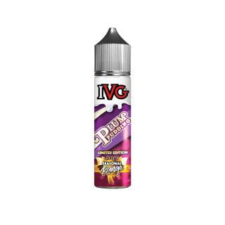 IVG Plump Pudding Shortfill