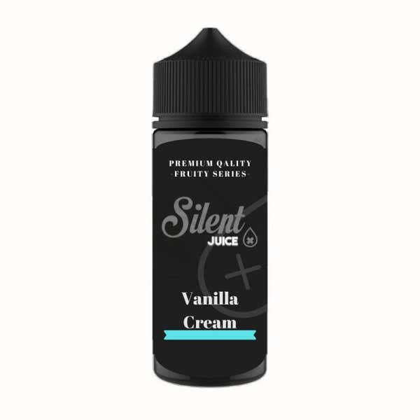 Vanilla Cream Shortfill by Silent