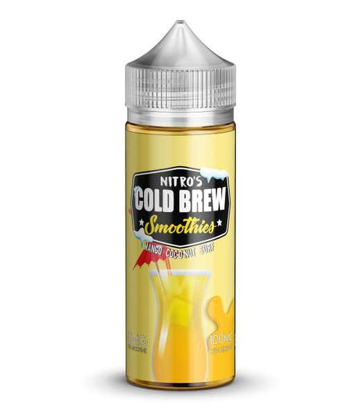 Mango Coconut Shortfill by Nitros Cold Brew
