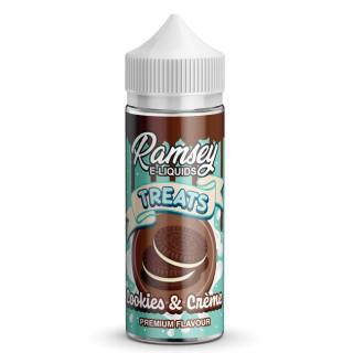Ramsey Cookies & Cream Shortfill