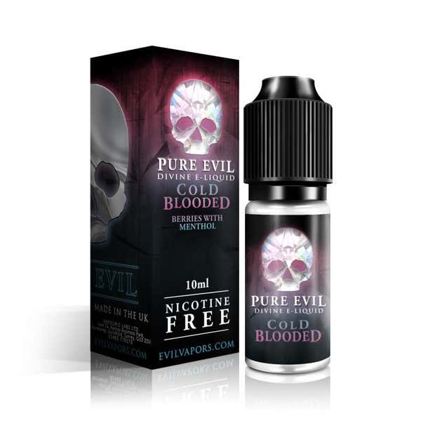 Cold Blooded Regular 10ml by Pure Evil