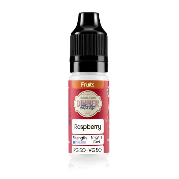 Raspberry Regular 10ml by Dinner Lady