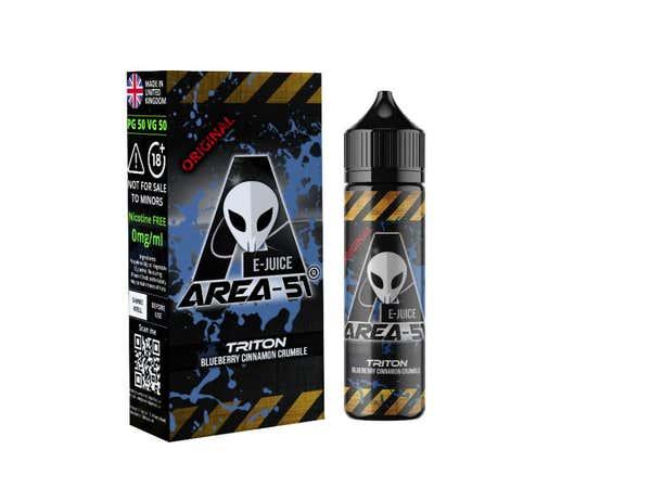 Triton Shortfill by Area 51