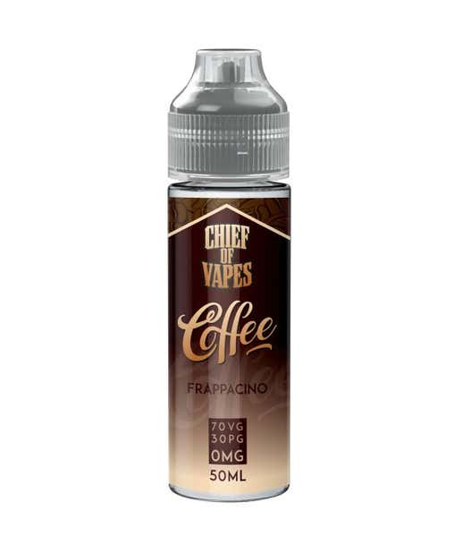 Frappacino Shortfill by Chief Of Vapes