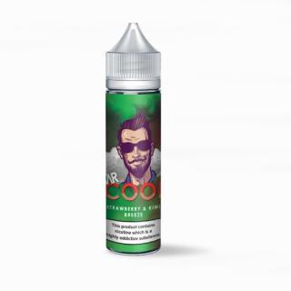 Mr Cool Strawberry & Kiwi Breeze Shortfill