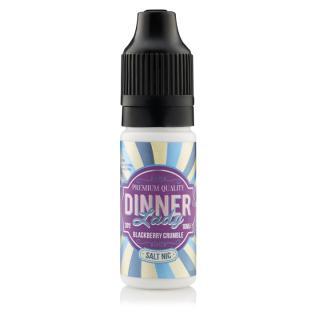 Dinner Lady Blackberry Crumble Nicotine Salt