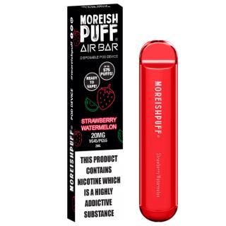 Moreish Puff Strawberry Watermelon Disposable Vape