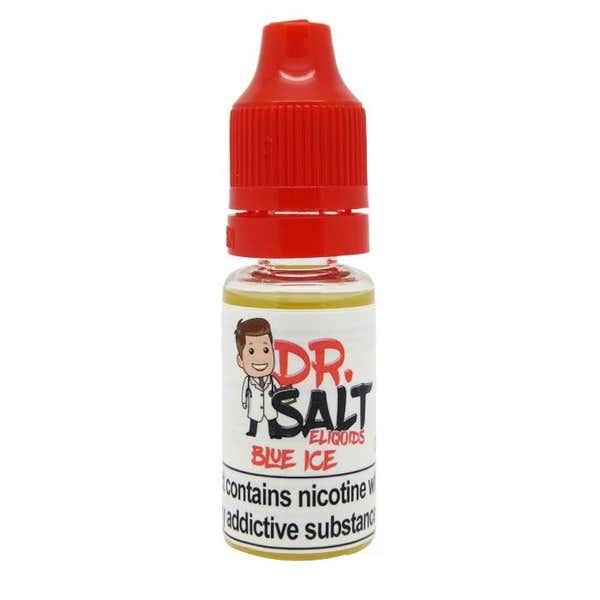 Blue Ice Nicotine Salt by Dr Salt