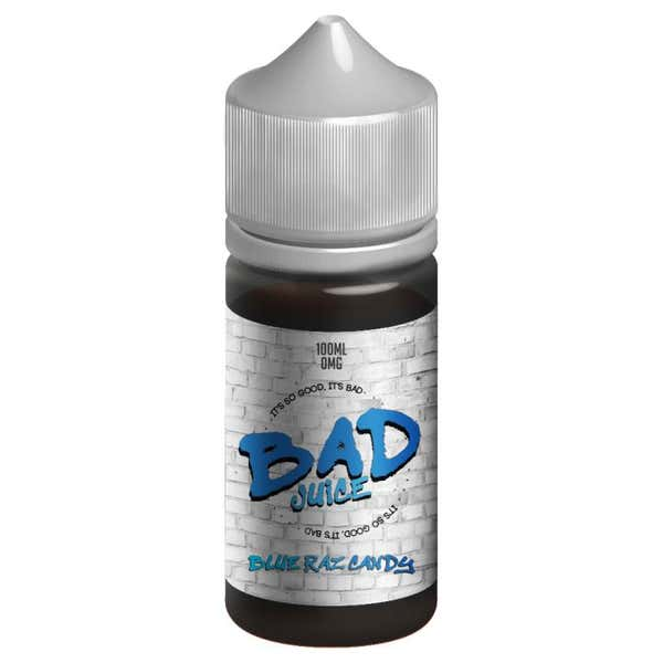 Blue Raz Candy Shortfill by BAD Juice
