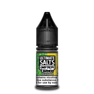 Ultimate Puff Candy Drops Lemon & Sour Apple Nicotine Salt