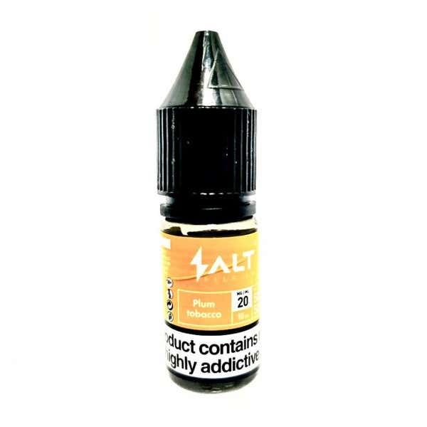 Plum Tobacco Nicotine Salt by Salt Brew Co