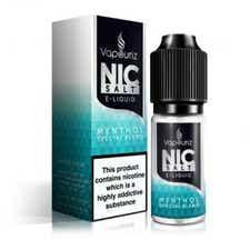 Menthol Special Blend Nicotine Salt by Vapouriz