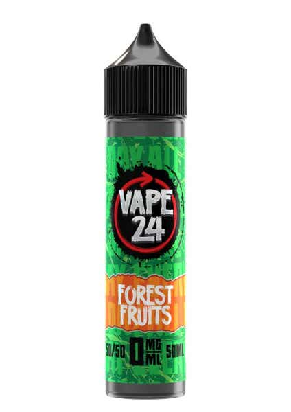 Forest Fruits Shortfill by Vape 24
