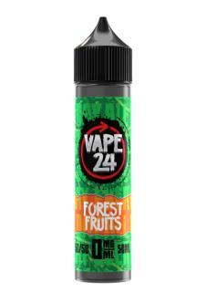 Vape 24 Forest Fruits Shortfill