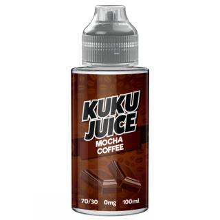 Kuku Mocha Coffee Shortfill