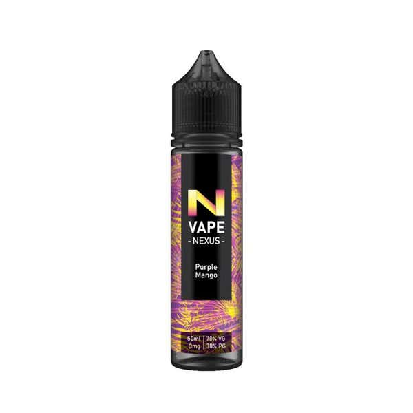 Purple Mango Shortfill by Vape Nexus