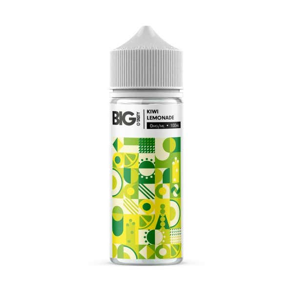 Kiwi Lemonade Shortfill by Big Tasty