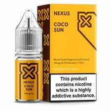 Coco Sun Nicotine Salt by Nexus