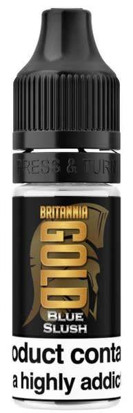 Blue Slush Regular 10ml by Britannia Gold