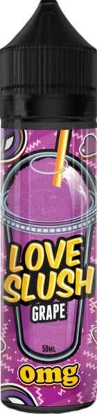 Grape Slush Shortfill by Love Slush