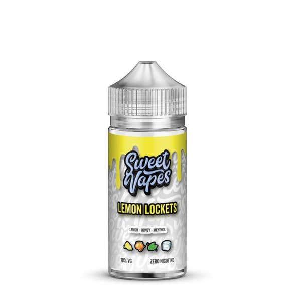 Lemon Lockets Shortfill by Sweet Vapes