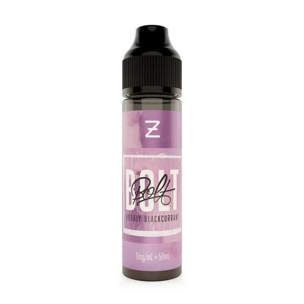 Bubbly Blackcurrant Shortfill by Bolt