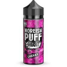 Cherry Sherbet Shortfill by Moreish Puff