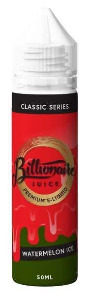 Watermelon Ice Shortfill by Billionaire Juice