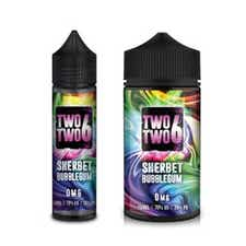 Sherbet Bubblegum Shortfill by Two Two 6