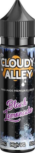 Black Lemonade Shortfill by Cloudy Alley