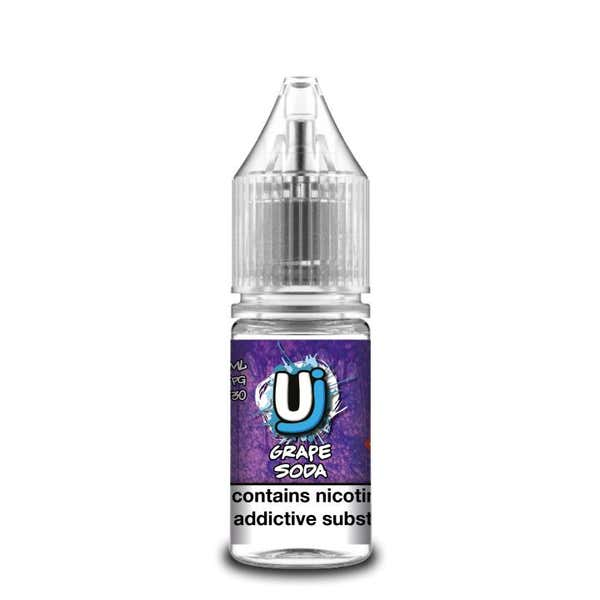 Grape Soda Regular 10ml by Ultimate Juice