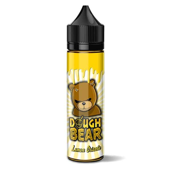Lemon Grizzle Shortfill by Dough Bear