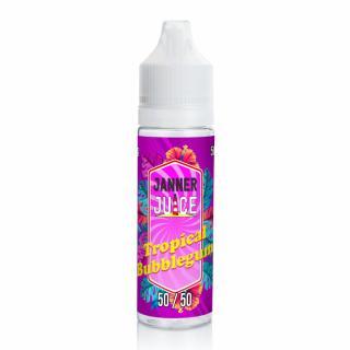 Janner Juice Tropical Bubblegum Shortfill