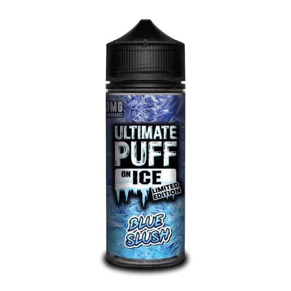 On Ice Blue Slush Shortfill by Ultimate Puff