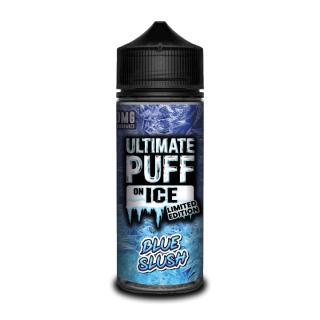 Ultimate Puff On Ice Blue Slush Shortfill