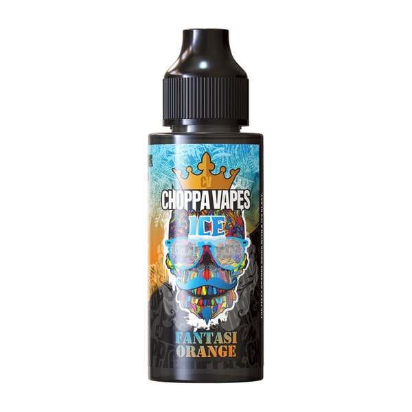Fantasi Orange Ice Shortfill by Choppa Vapes