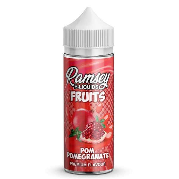 Pom Pomegranate Shortfill by Ramsey