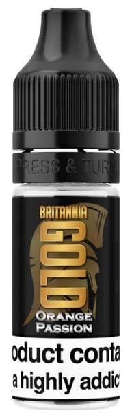 Orange Passion Regular 10ml by Britannia Gold