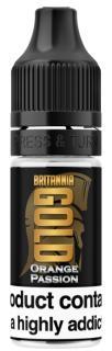 Britannia Gold Orange Passion Regular 10ml